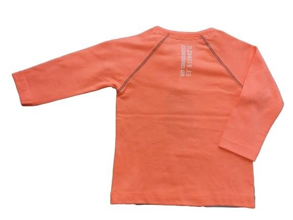 Quapi set neon oranje