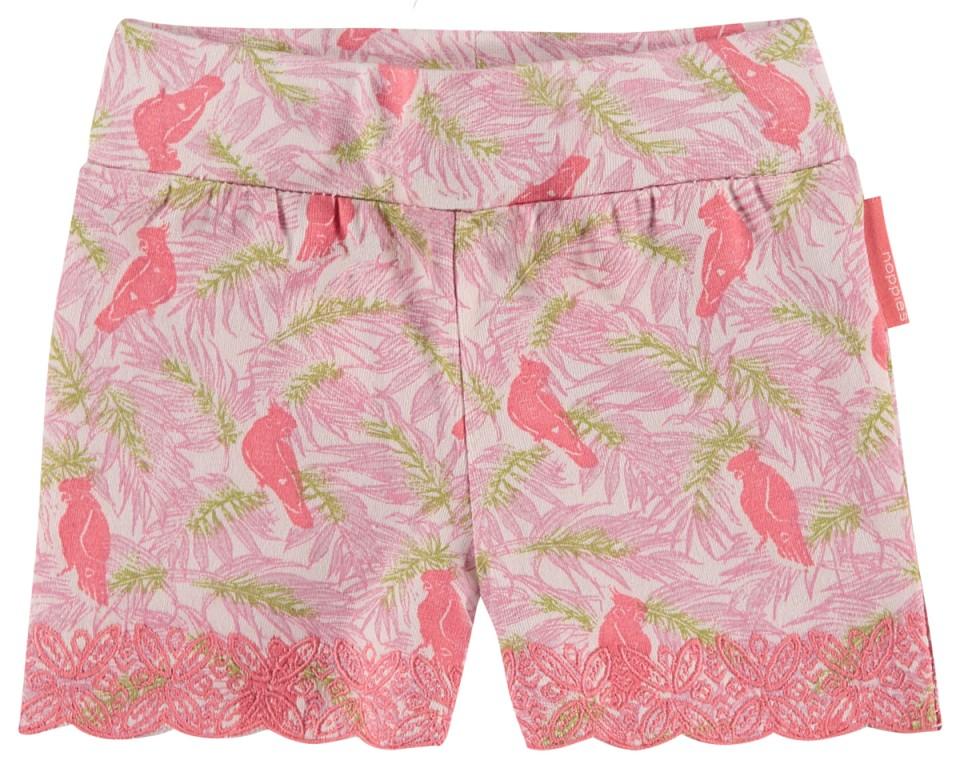 Noppies short blush roze Kaketoe