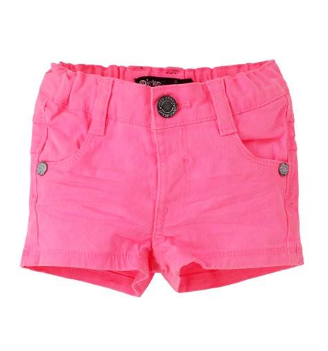 Dirkje short neon roze