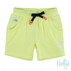 Feetje short geel Aloha