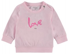 Noppies trui rose roze Love You
