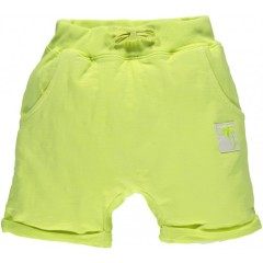 Name-it neon geel short