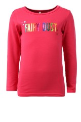 Name-it longsleeve virtual pink Fairy Dust