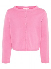 Name-it vest kort roze