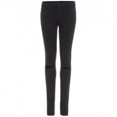Name-it LMTD jeans zwart skinny super stretch