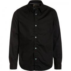 Cars jeans blouse effen zwart