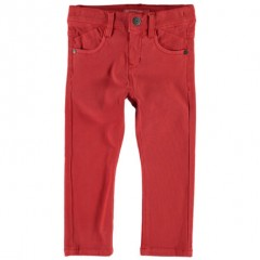 Name-it jeans rood x slimfit