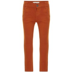 Name-it jeans roestbruin