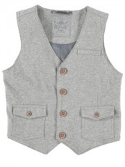 Name-it gilet grijs