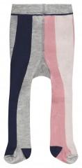 Noppies maillot roze grijs blauw
