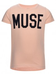 Name-it t-shirt oud roze Muse