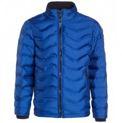 Petrol Industries winterjas blauw