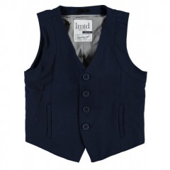 LMTD gilet donkerblauw chique