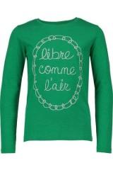 Name-it longsleeve groen Libre