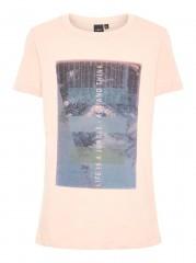 LMTD t-shirt zalmroze Jungle