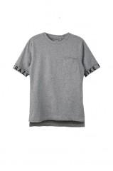 LMTD t-shirt grijs Like Crazy