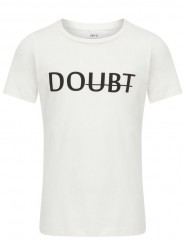 LMTD t-shirt off white Doubt