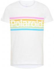 Name-it t-shirt wit Polaroid G