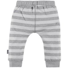 BESS broek grijs wit gestreept