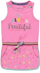 Quapi jurk roze Aloha fruitiful