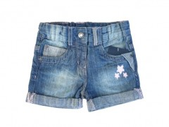 Blue Seven short denim bloem