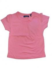 Blue Seven t-shirt roze effen strik