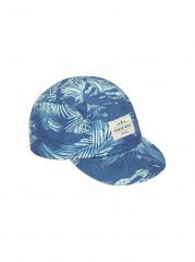 Name-it pet blauw mint print 9-12 jaar