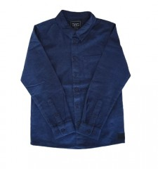 D-Xel blouse donkerblauw
