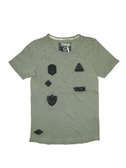 Vingino t-shirt legergroen Icarlos