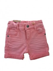 Feetje short coral jog denim