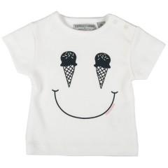 Zero2Three t-shirt off white Ice