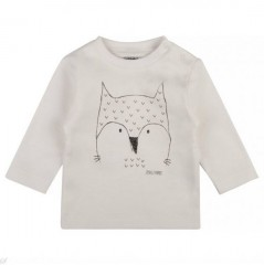 Zero2Three longsleeve off white uil Forest Friends