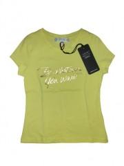 Crush denim t-shirt geel Whatever