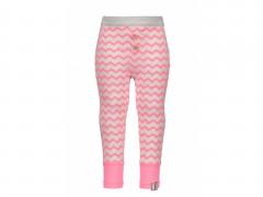 B.Nosy legging neon roze zigzag