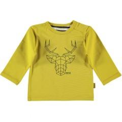 BESS longsleeve ocre Deer