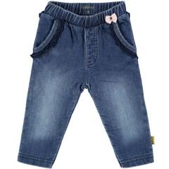 BESS jeans jogg ruffles