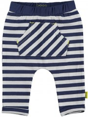 BESS broek blauw wit streep