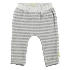 BESS broek wit grijs streep