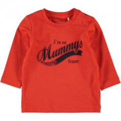 Name-it longsleeve oranje Mummy