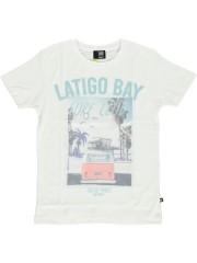 Rumbl t-shirt off white vintage