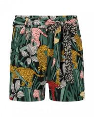Ai&Ko short jungle panter