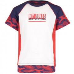 4President t-shirt wit Rules