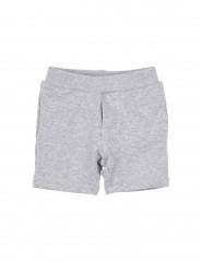 Gymp short grijs sweat
