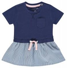 Noppies jurk blauw a-lijn