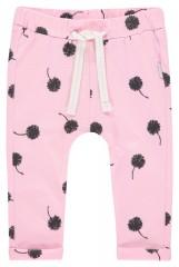 Noppies broek roze aop