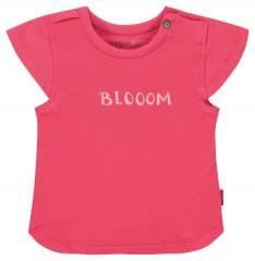 Noppies t-shirt fuchsia Blooom