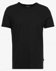 Cars jeans t-shirt effen zwart