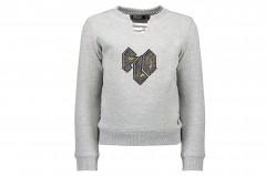 Like Flo sweater grijs