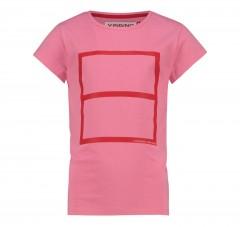Vingino t-shirt roze War Child