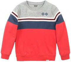 Dutchjeans sweater rood navy
